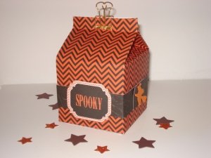 Halloween Box Spooky